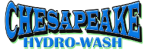 Chesapeake Hydro-Wash Roof Cleaning Logo