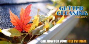 Its Gutter Cleaning Season