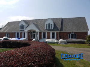 Clean Roof in Stevensville